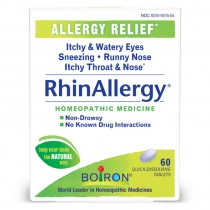 RhinAllergy Tablets - 60 tablets