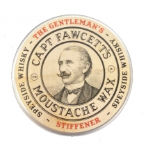 The Gentleman's Stiffener - Moustache Wax