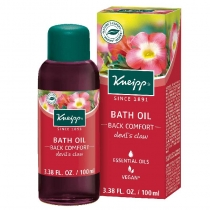 Bath Oil - Back Comfort - 3.38 oz
