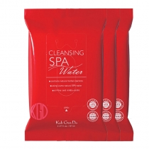 Cleansing Water Cloth - 3 packs of 10 Clothes