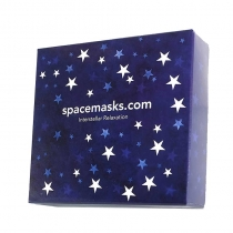 Spacemasks - Box of five eye masks
